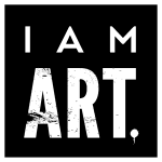 IAM ART LOGO